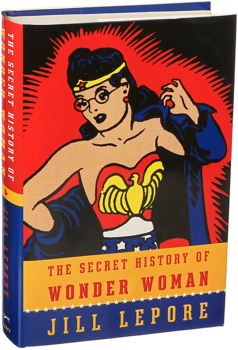 A Book Prize for Wonder Woman