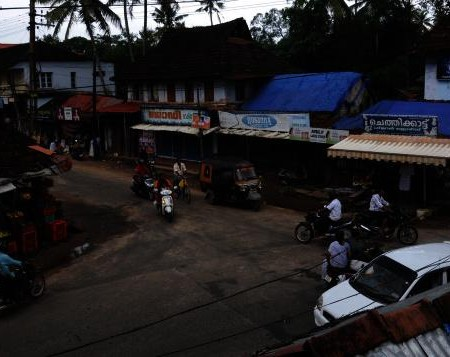 The area near Manorama Kavala, Cherthala, was once known as Mulachiparambu and was the site where Nangeli, in 1803, cut off her breasts to protests against the breast tax imposed on the lower caste women of Travancore. Photo: H. Vibhu