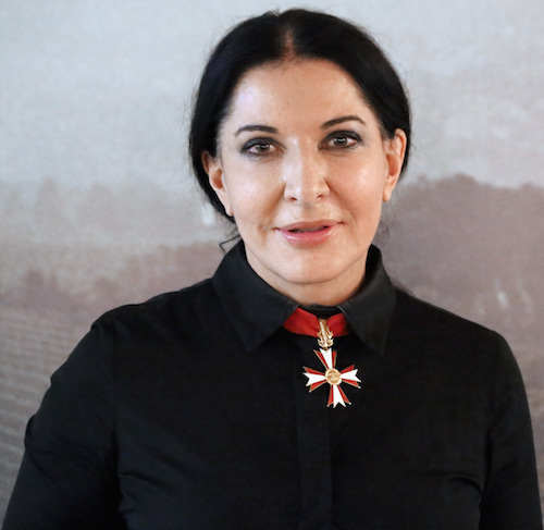 Comments About Indigenous Australians from Marina Abramović's Forthcoming Memoir to be Removed